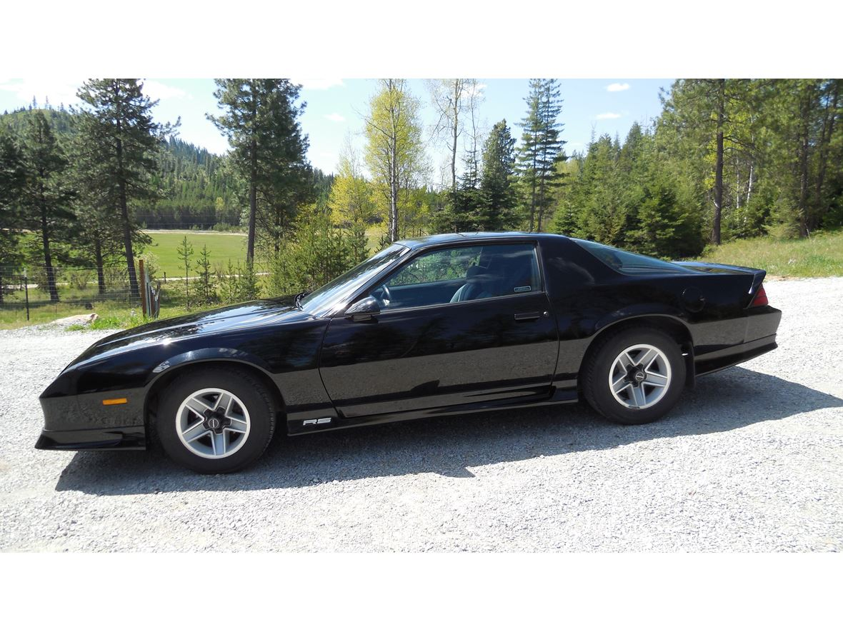 1991 chevrolet camaro classic car newport wa 99156 1991 chevrolet camaro for sale by owner in newport wa 99156 6 000