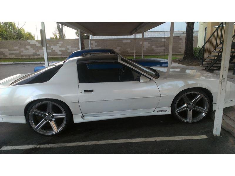 1992 Chevrolet Camaro Classic Car Fresno Ca 93888