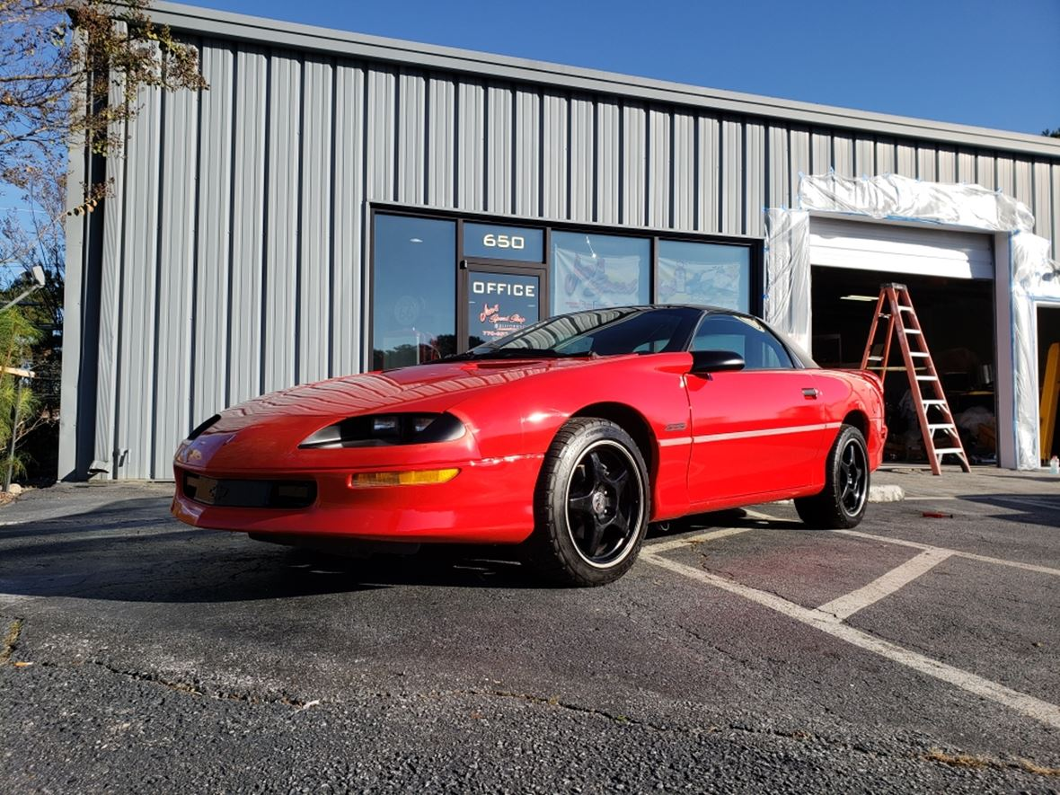 1993 Chevrolet Camaro for sale by owner in Lawrenceville