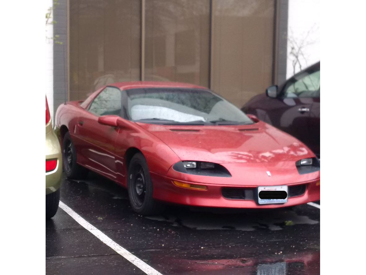 1997 Chevrolet Camaro for sale by owner in Kent