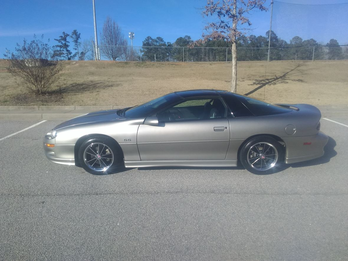2001 Chevrolet Camaro For Sale By Owner In Grovetown Ga 30813
