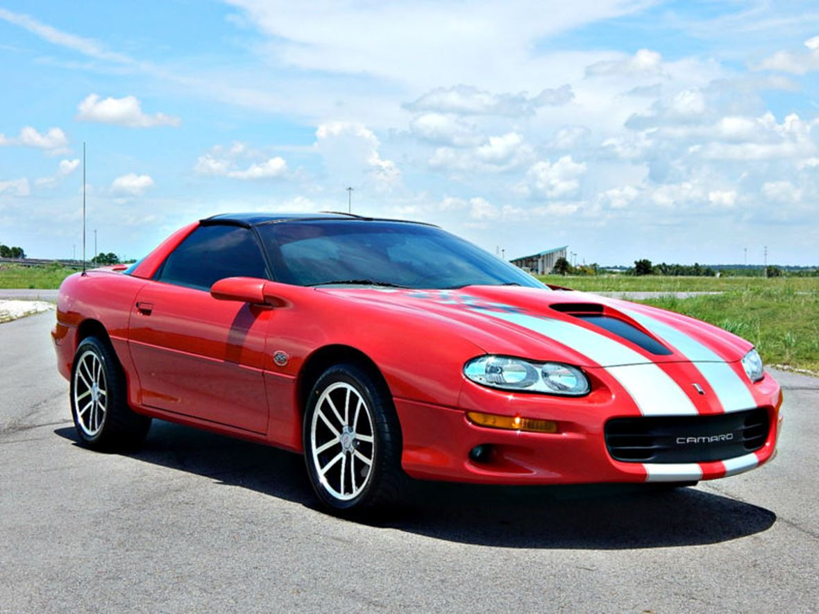 2002 Chevrolet Camaro For Sale By Owner In Crowley La 70527