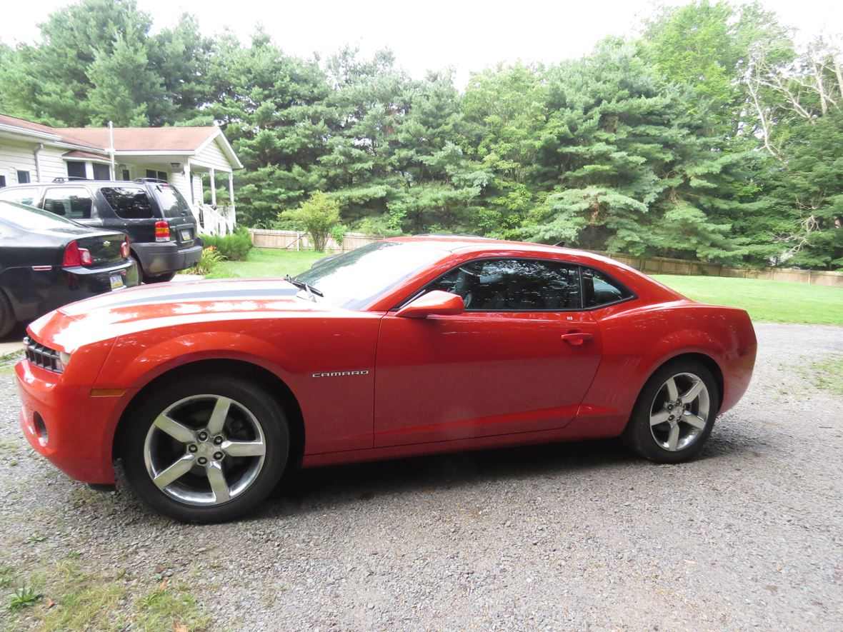 2010 Chevrolet Camaro For Sale By Owner In Johnstown Pa 15915