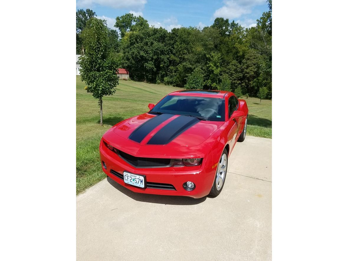 2010 Chevrolet Camaro for sale by owner in Moscow Mills
