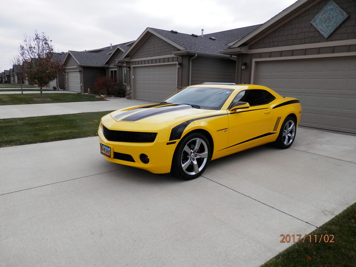 2010 Chevrolet Camaro for Sale by Owner in Sioux Falls, SD 57108