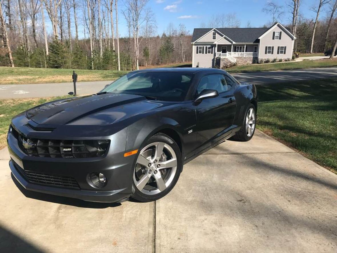 2010 Chevrolet Camaro for sale by owner in Alexis