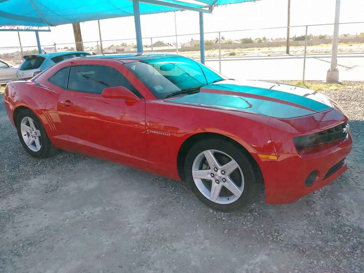 2011 Chevrolet Camaro For Sale By Owner In El Paso Tx 79927