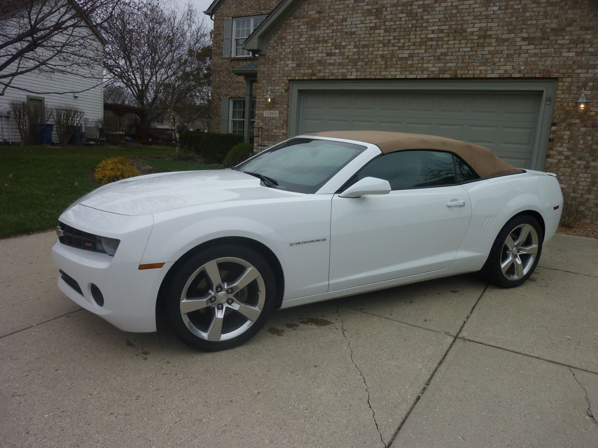 2011 Chevrolet Camaro For Sale By Owner In Carmel In 46032