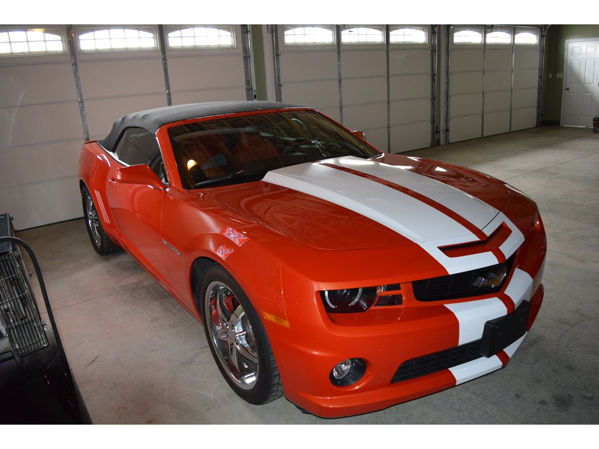 2013 Chevrolet Camaro For Sale By Owner In Fort Payne Al