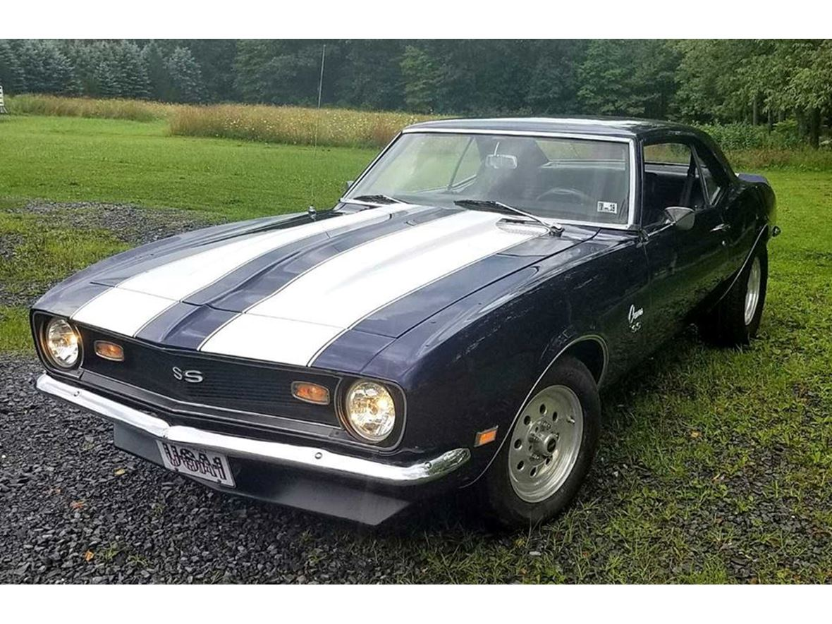 1968 Chevrolet Camaro Ss Clone Antique Car Pittston Pa 18643 Convertible For Sale By Owner In