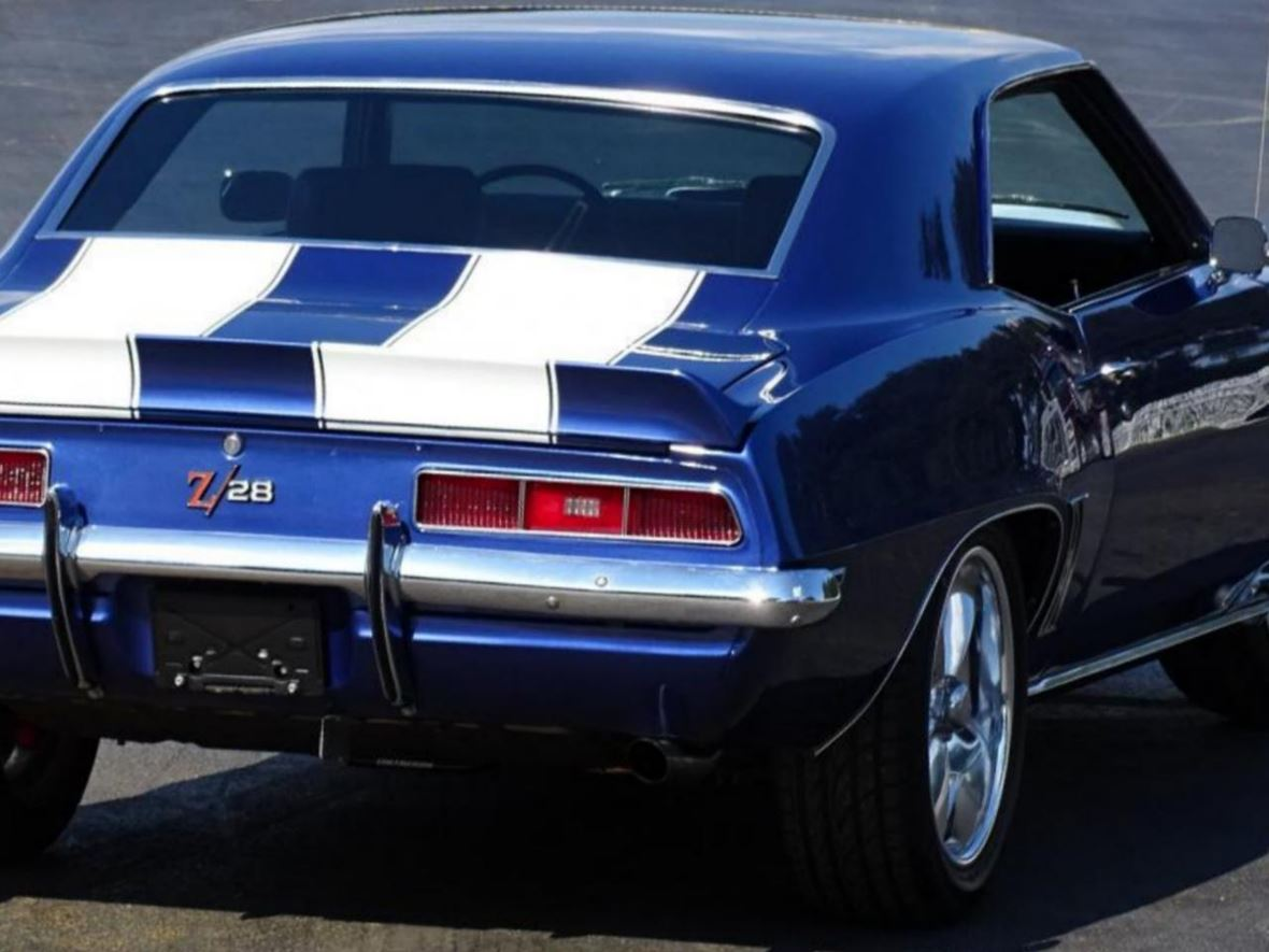 1969 Chevrolet Camaro Z28 for Sale by Owner in Portland, OR 97214 - $34,500
