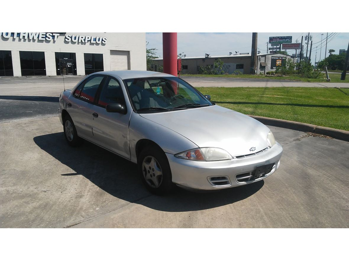2000 chevrolet cavalier for sale by owner in houston tx 77037. Black Bedroom Furniture Sets. Home Design Ideas