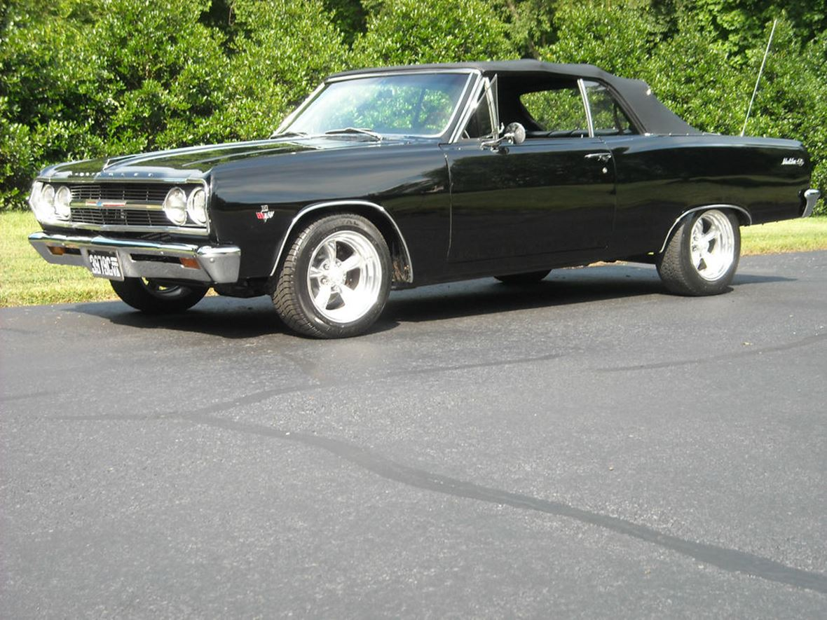 1965 Chevrolet Chevelle for sale by owner in Sedley
