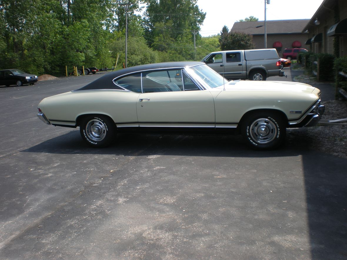 1968 Chevrolet Chevelle For Sale By Owner In Monclova Oh 43542 45 000