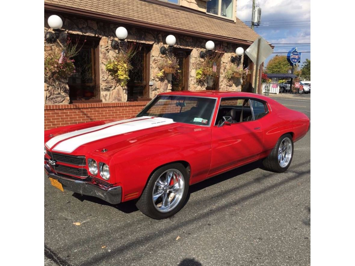 1970 Chevrolet Chevelle for sale by owner in Plainview