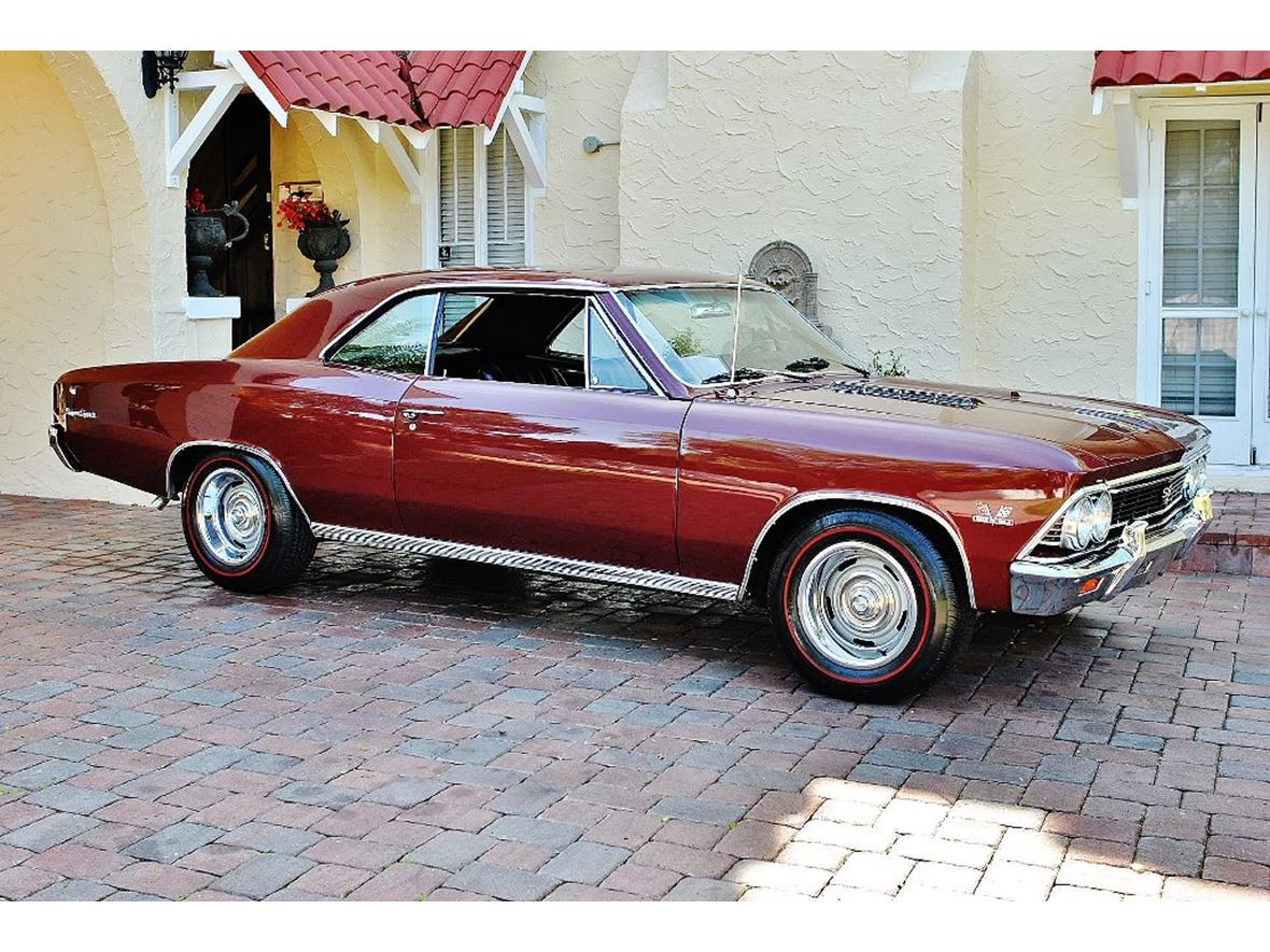 1966 Chevrolet Chevelle SS for sale by owner in Houston