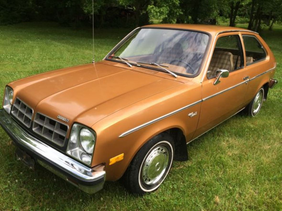 1978 chevrolet chevette classic car export pa 15632 1978 chevrolet chevette for sale by owner in export pa 15632 3 500