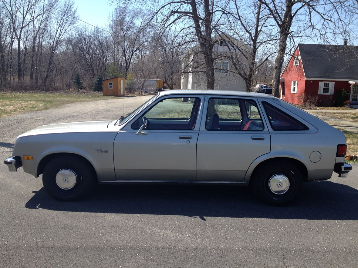 1980 chevrolet chevette classic car monee il 60449 1980 chevrolet chevette for sale by owner in monee il 60449 6 500
