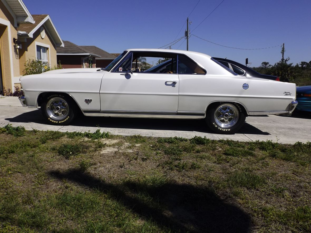 1966 Chevrolet chevll nova for sale by owner in Lehigh Acres