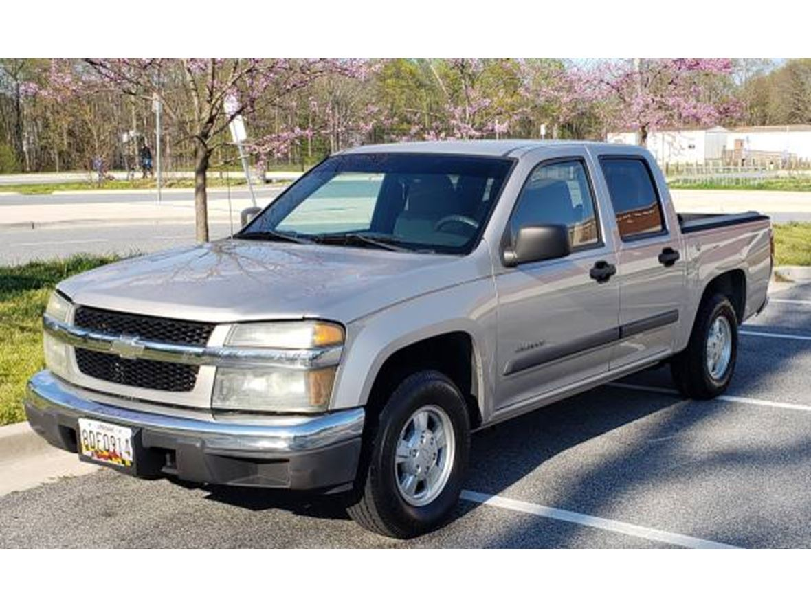 2005 Chevrolet Colorado for sale by owner in Crofton