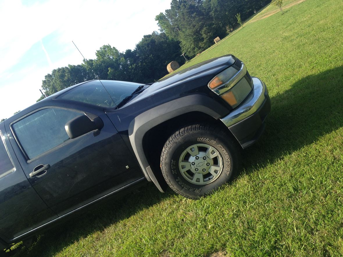 2006 Chevrolet Colorado for sale by owner in Lena