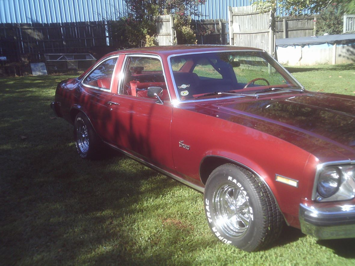 1976 Chevrolet Concurs Nova for sale by owner in Charlotte