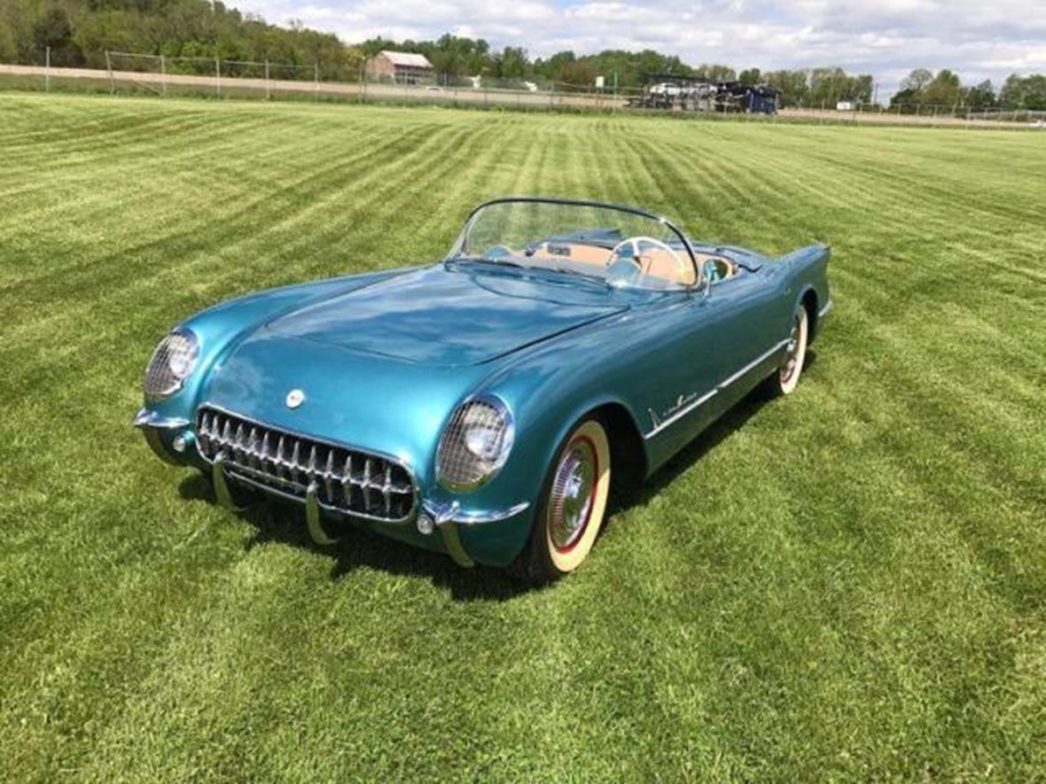 1954 Chevrolet Corvette for sale by owner in Bessemer