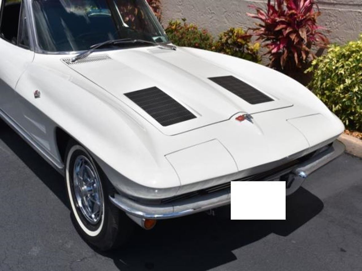 1963 Chevrolet Corvette for sale by owner in Akron