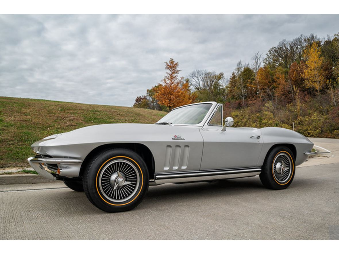 1965 Chevrolet Corvette for sale by owner in Mount Pleasant