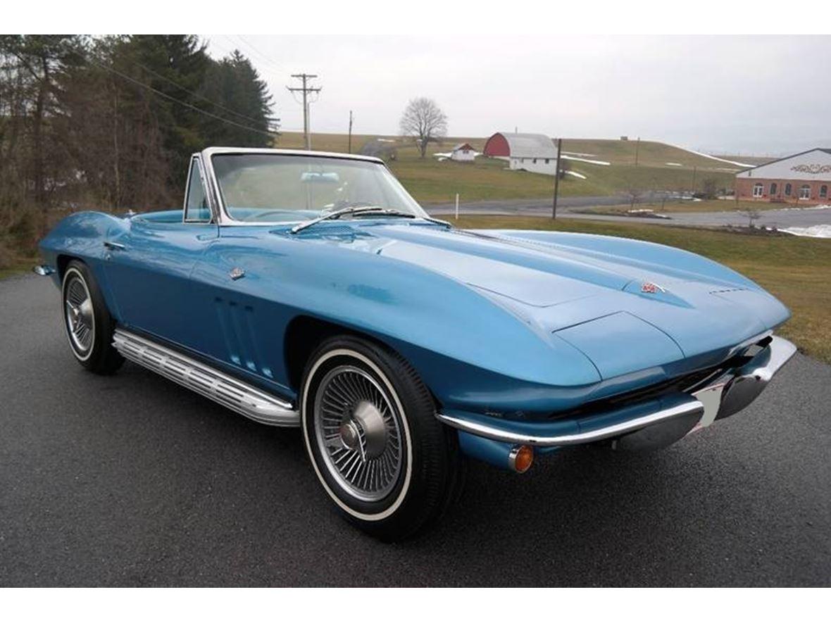 1965 Corvette For Sale >> 1965 Chevrolet Corvette For Sale By Owner In Los Angeles Ca 90103 55 000