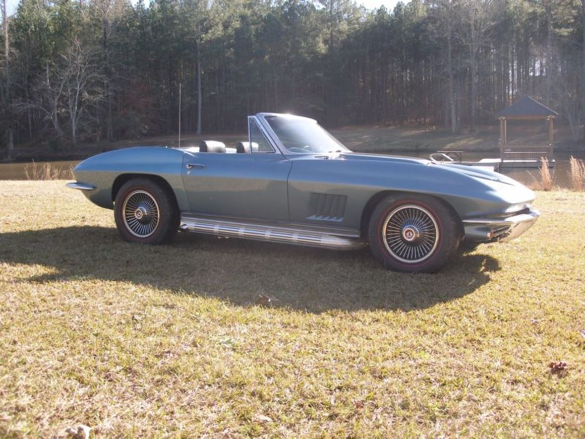 1967 Chevrolet Corvette for sale by owner in Warm Springs