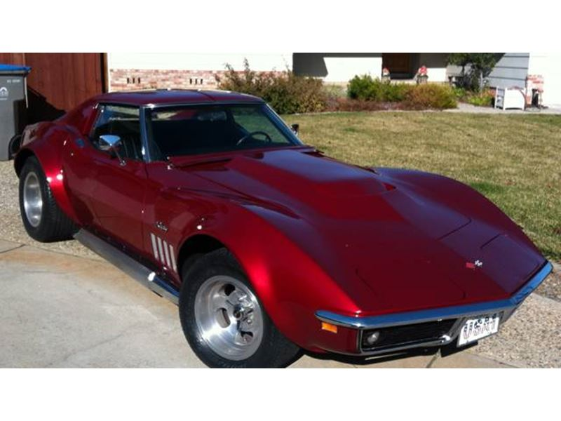 1969 Corvette For Sale >> 1969 Chevrolet Corvette Antique Car Santa Clara Ca 95056