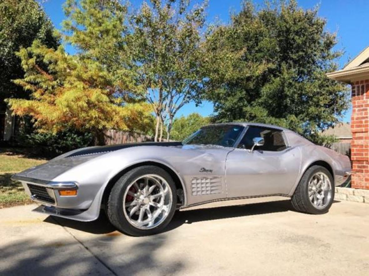 1972 Chevrolet Corvette for sale by owner in Chicago