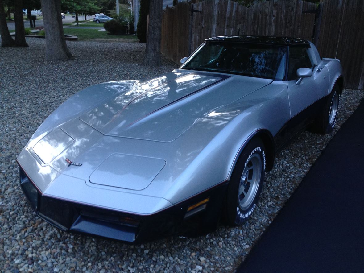 1981 Chevrolet Corvette for sale by owner in Toms River