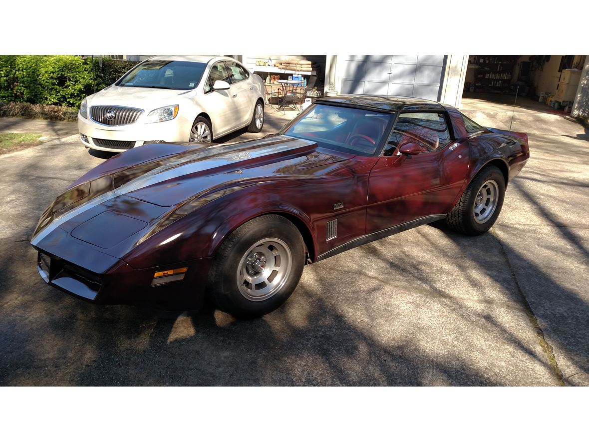 1982 Chevrolet Corvette for sale by owner in Raleigh