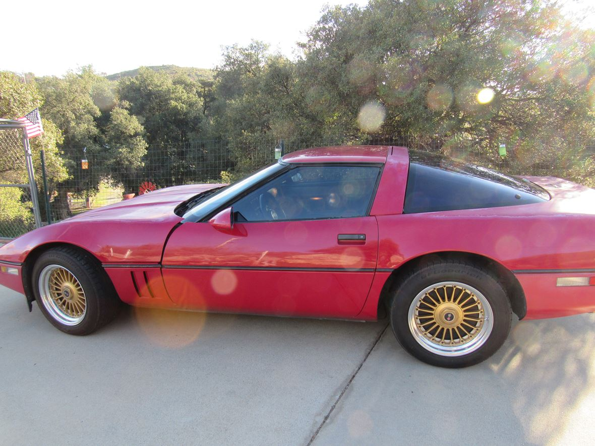1985 Chevrolet Corvette for sale by owner in Banning