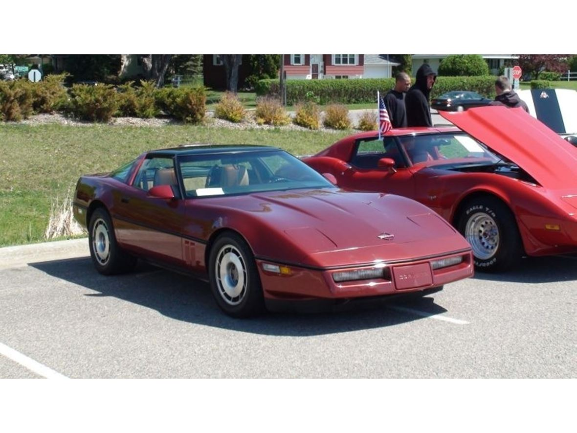 1987 chevrolet corvette classic car prior lake mn 55372. Black Bedroom Furniture Sets. Home Design Ideas