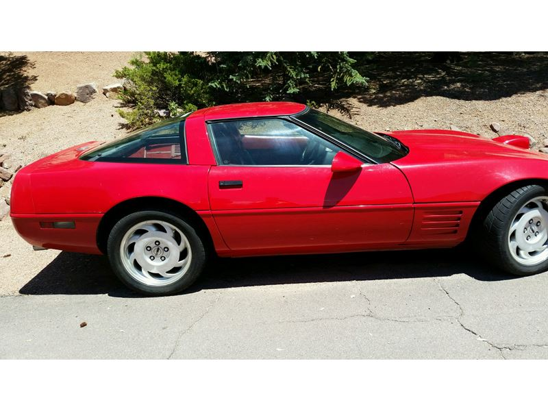 1991 Chevrolet Corvette for sale by owner in Payson