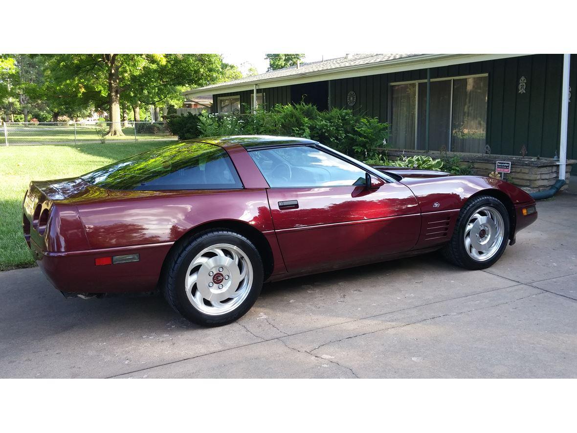 Used Cars Wichita Ks >> 1993 Chevrolet Corvette - Classic Car - Wichita, KS 67275