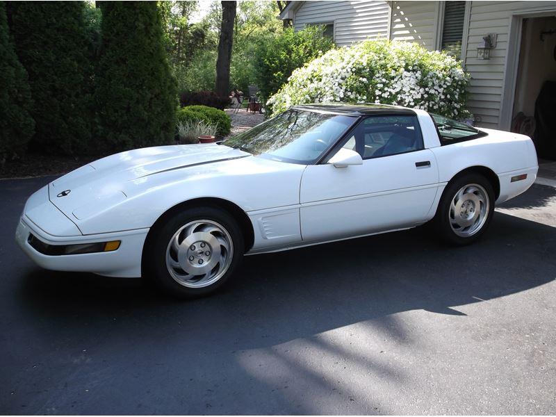 1995 Corvette For Sale >> 1995 Chevrolet Corvette For Sale By Owner In Pinckney Mi 48169 14 999