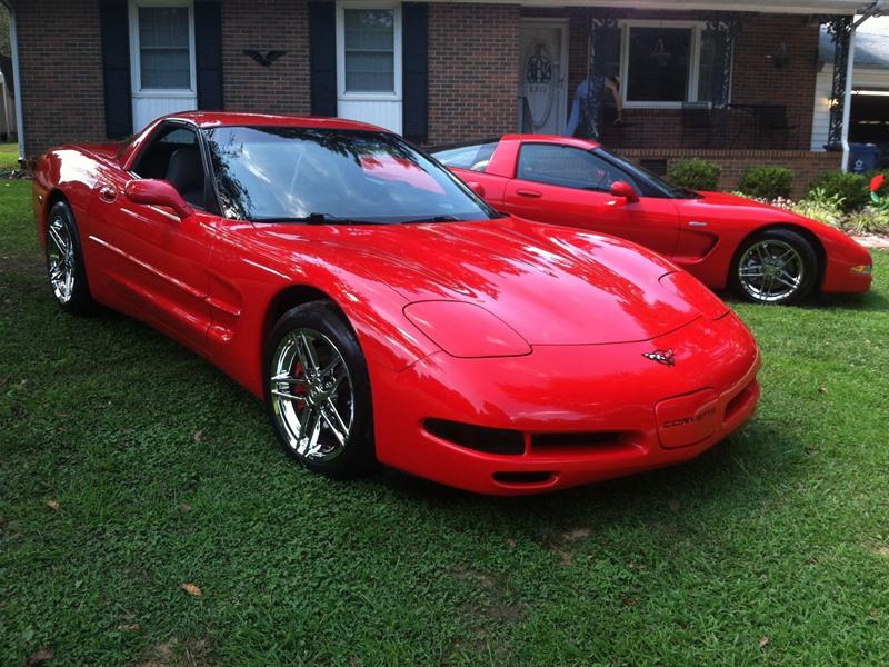 1999 Corvette For Sale >> 1999 Chevrolet Corvette For Sale By Owner In Burlington Nc 27216 14 500