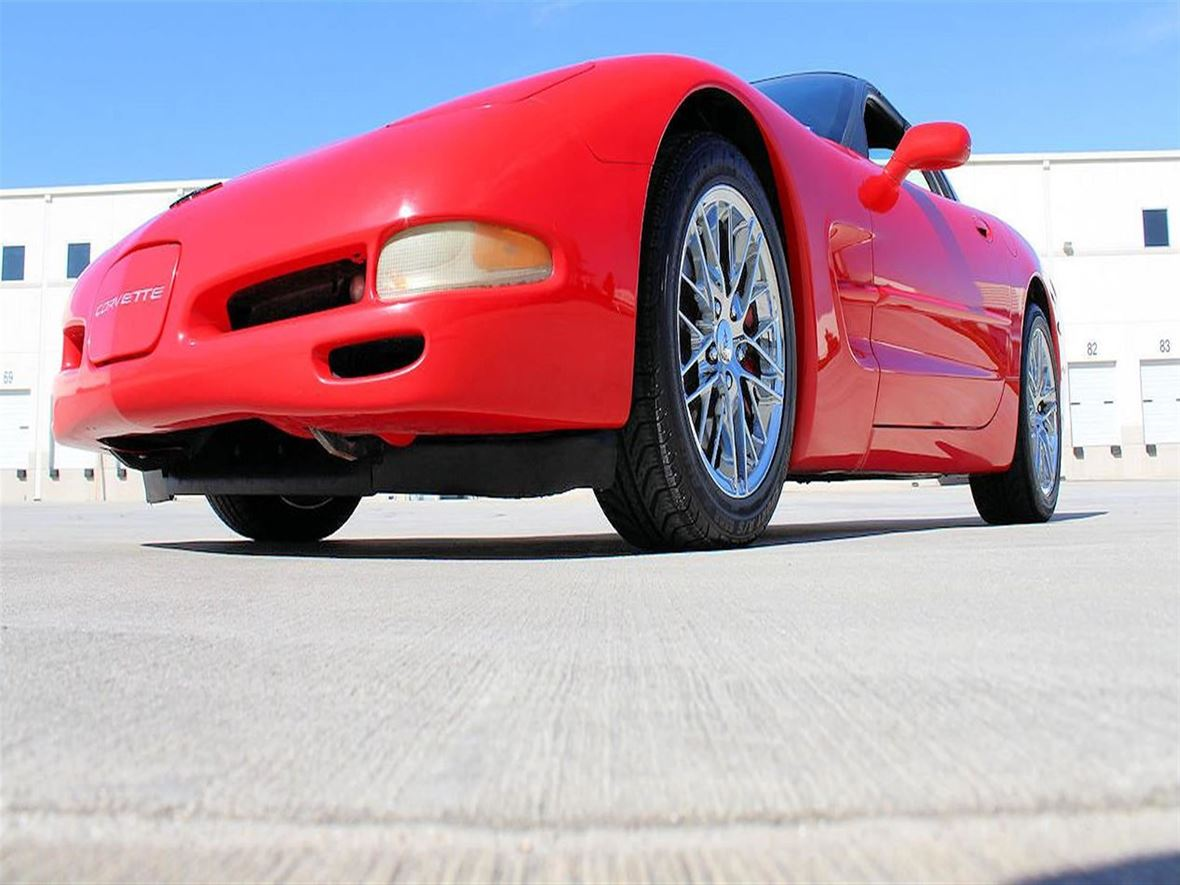 1999 Chevrolet Corvette for sale by owner in Branchton