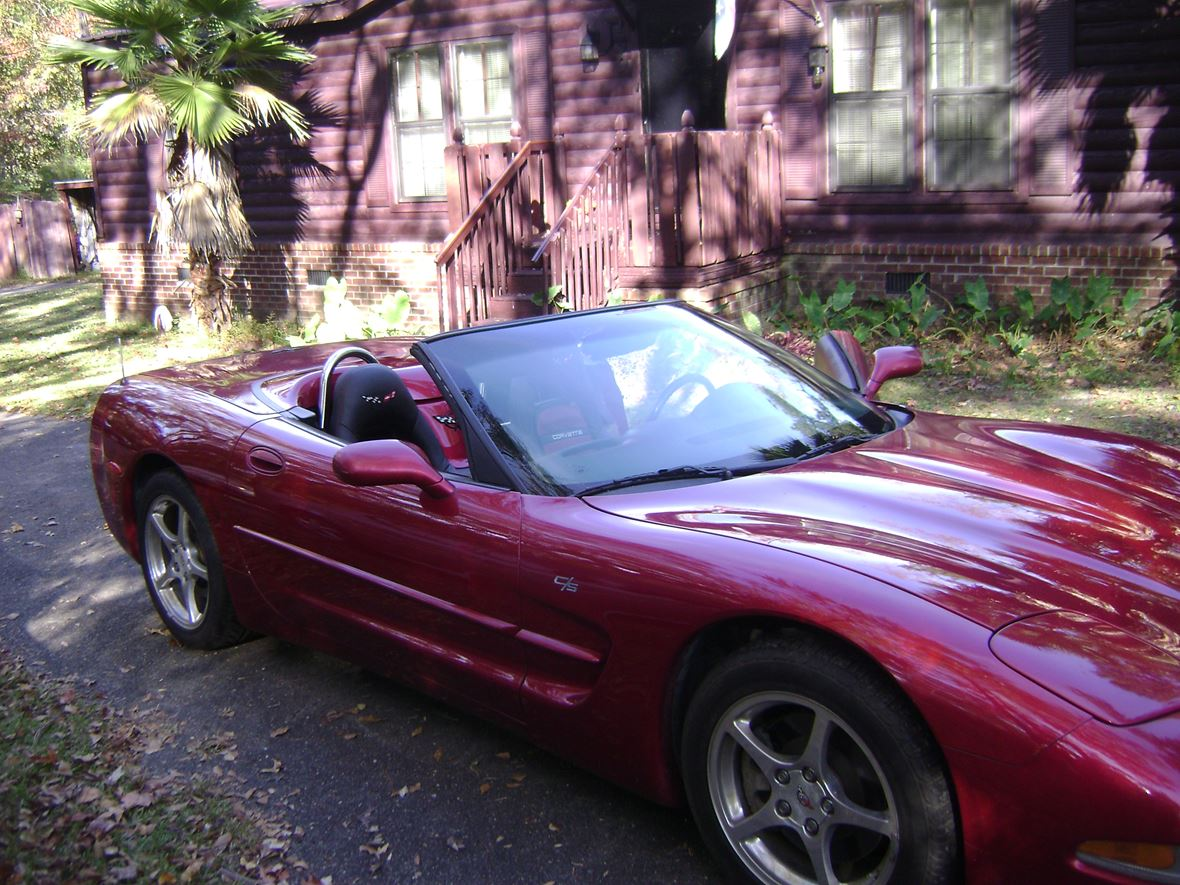 2001 Chevrolet Corvette for sale by owner in Ladson