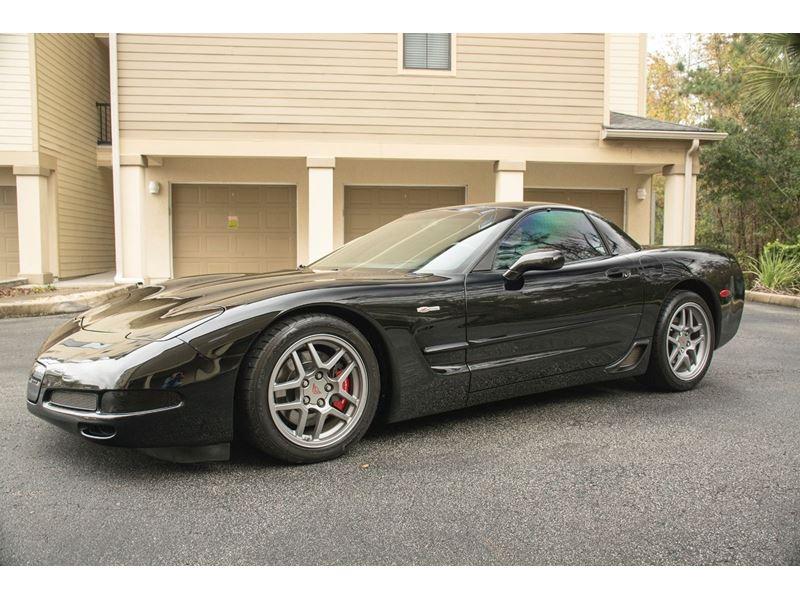 2002 chevrolet corvette sale by owner in jacksonville fl 32277. Black Bedroom Furniture Sets. Home Design Ideas