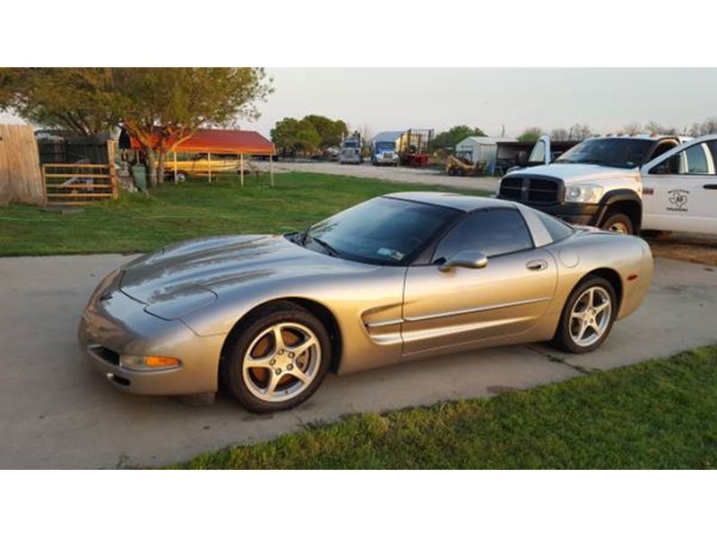 2002 chevrolet corvette for sale by owner in temple tx 76505. Black Bedroom Furniture Sets. Home Design Ideas