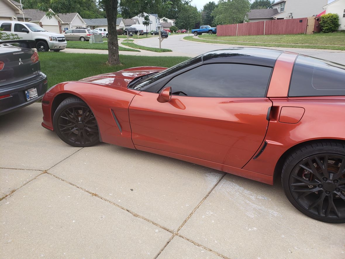 Corvette For Sale >> 2006 Chevrolet Corvette For Sale By Owner In Indianapolis In 46241 23 750