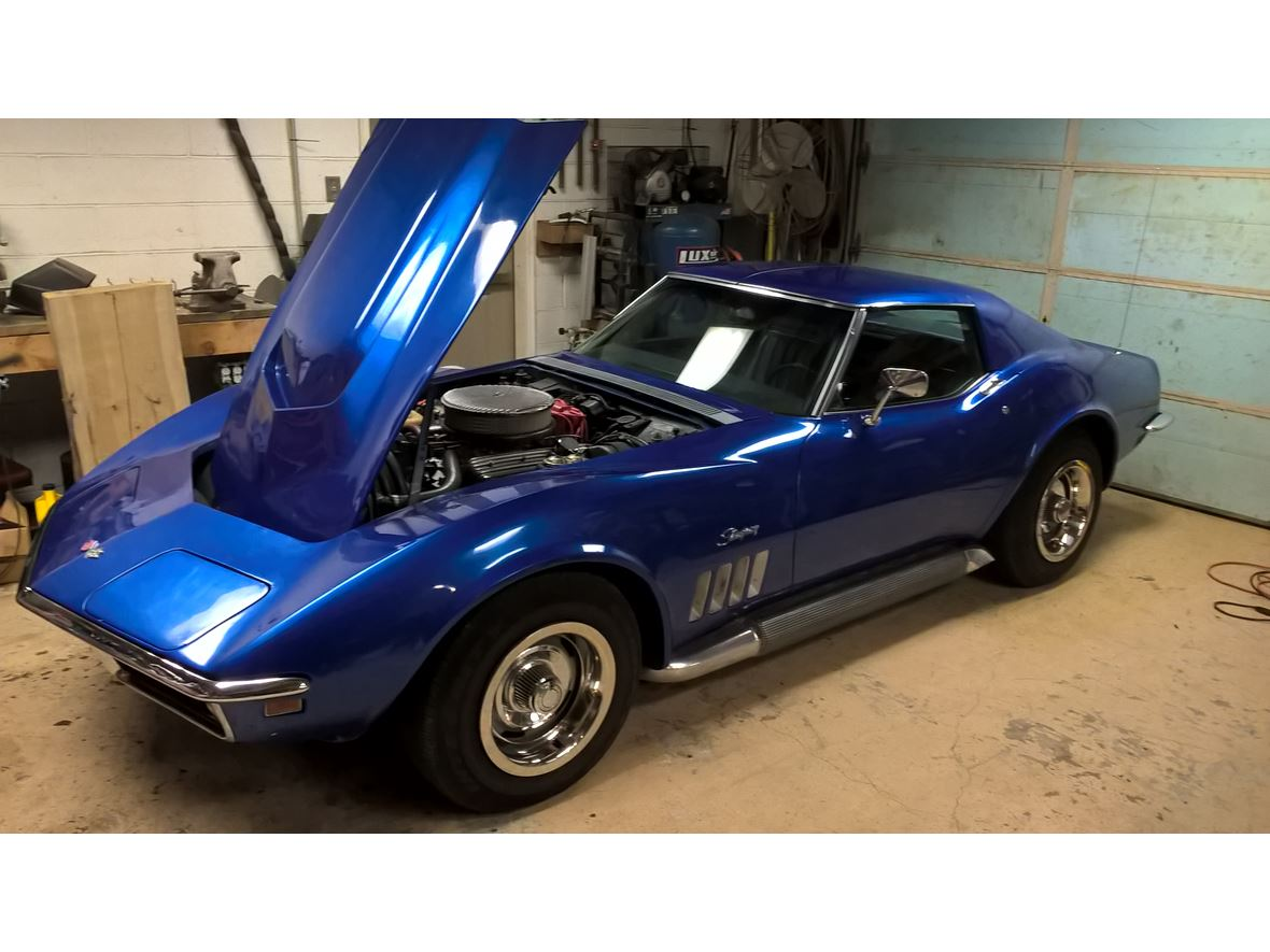 Corvette Stingray 1969 >> 1969 Chevrolet Corvette Stingray For Sale By Owner In Conestoga Pa 17516 25 000