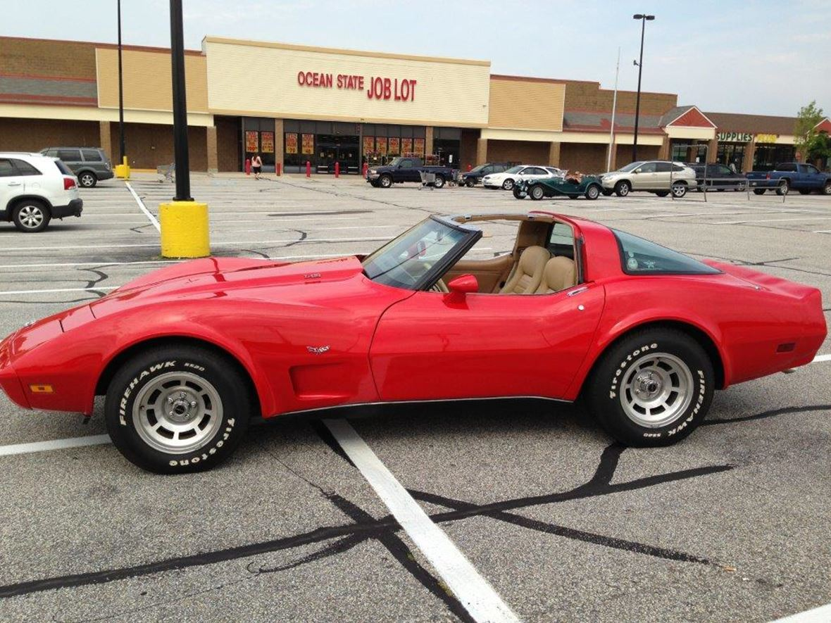 1978 Chevrolet Corvette Stingray for sale by owner in Concord