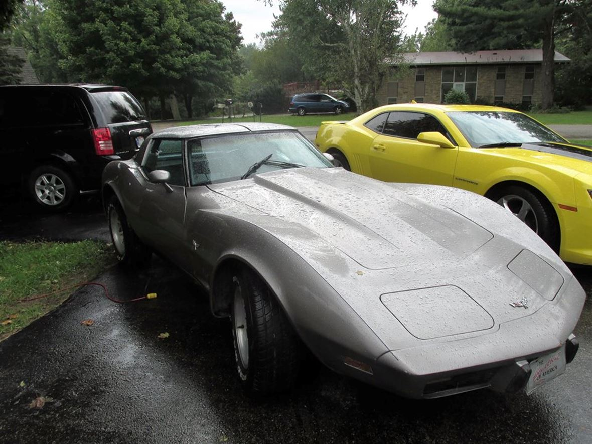 1979 chevrolet corvette stingray classic car logansport in 46947