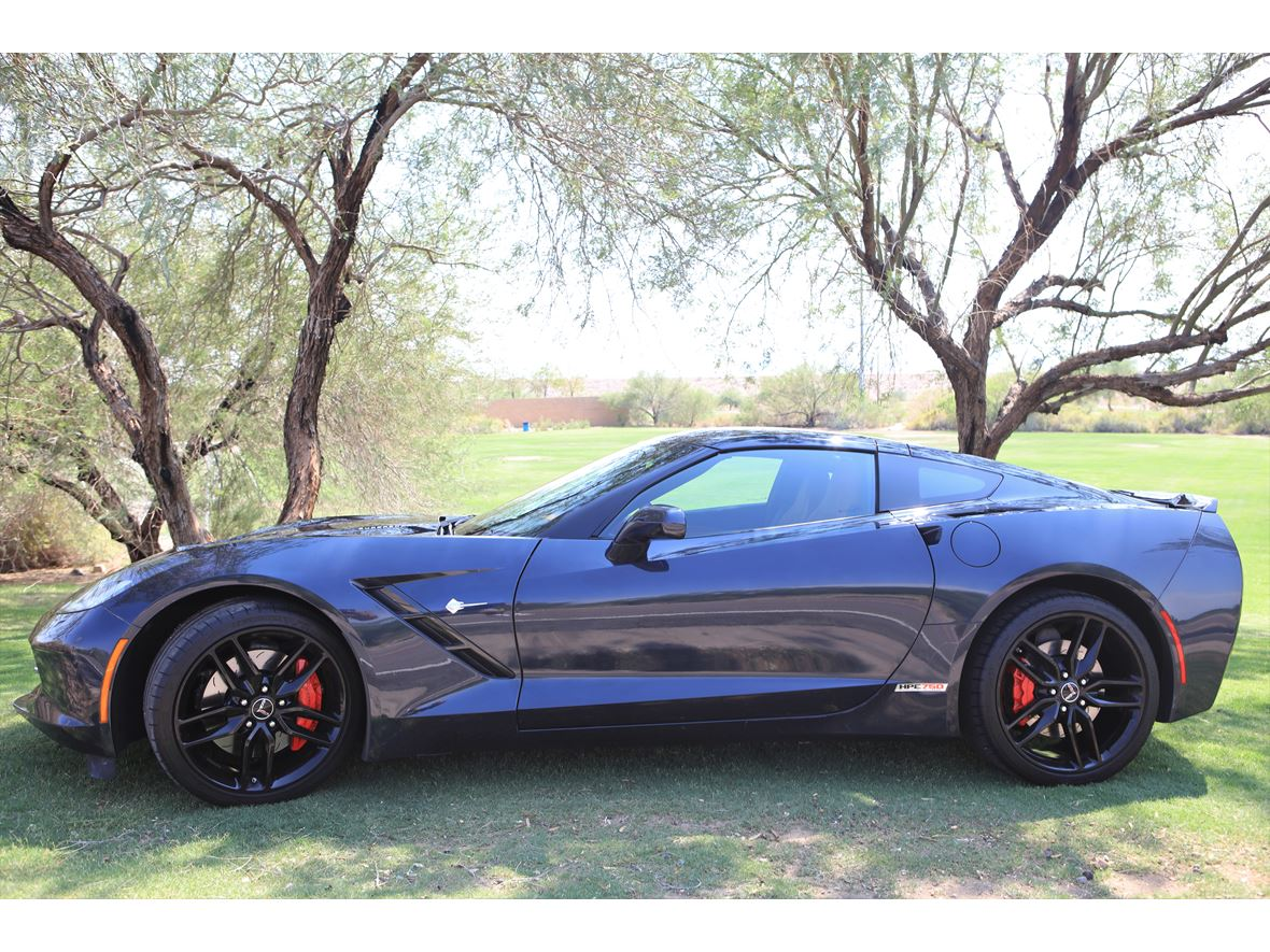 2014 Corvette Stingray For Sale >> 2014 Chevrolet Corvette Stingray By Owner In Scottsdale Az 85255